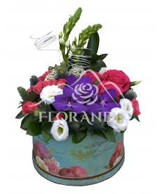 Aranjament floral exotic orhidee