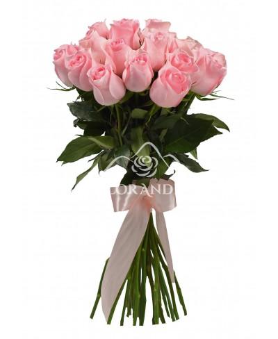 Buchet de trandafiri roz