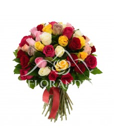 Buchet 61 trandafiri