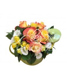 Ceainic trandafiri si minitrandafiri
