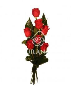 Buchet de trandafiri romantic
