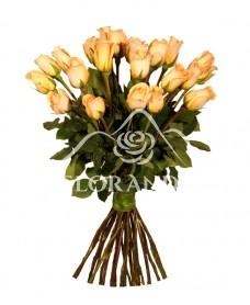 Buchet 25 trandafiri Versilia