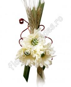 Cocarda din crizantema