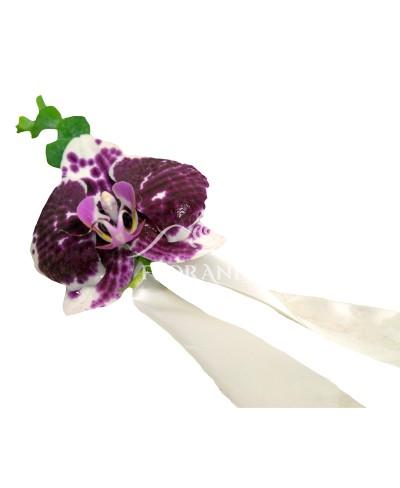 Corsaj din orhidee