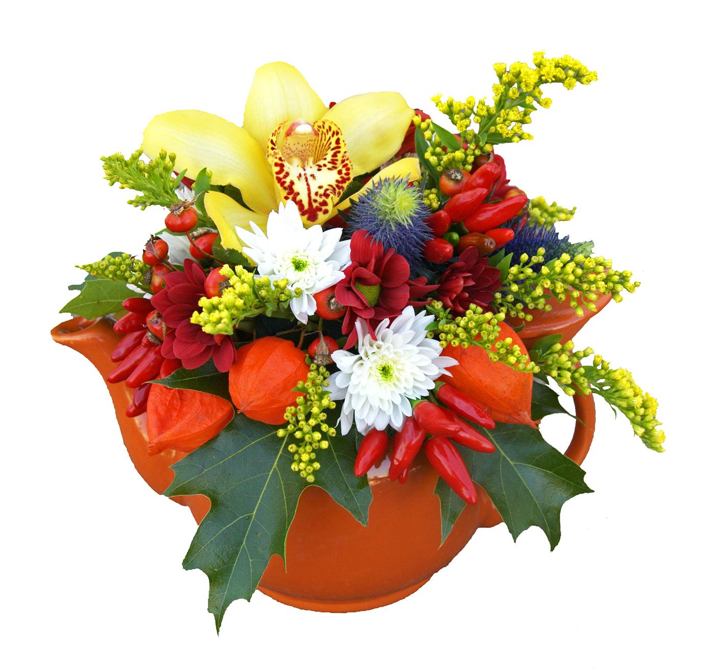 Comanda flori online de toamna!