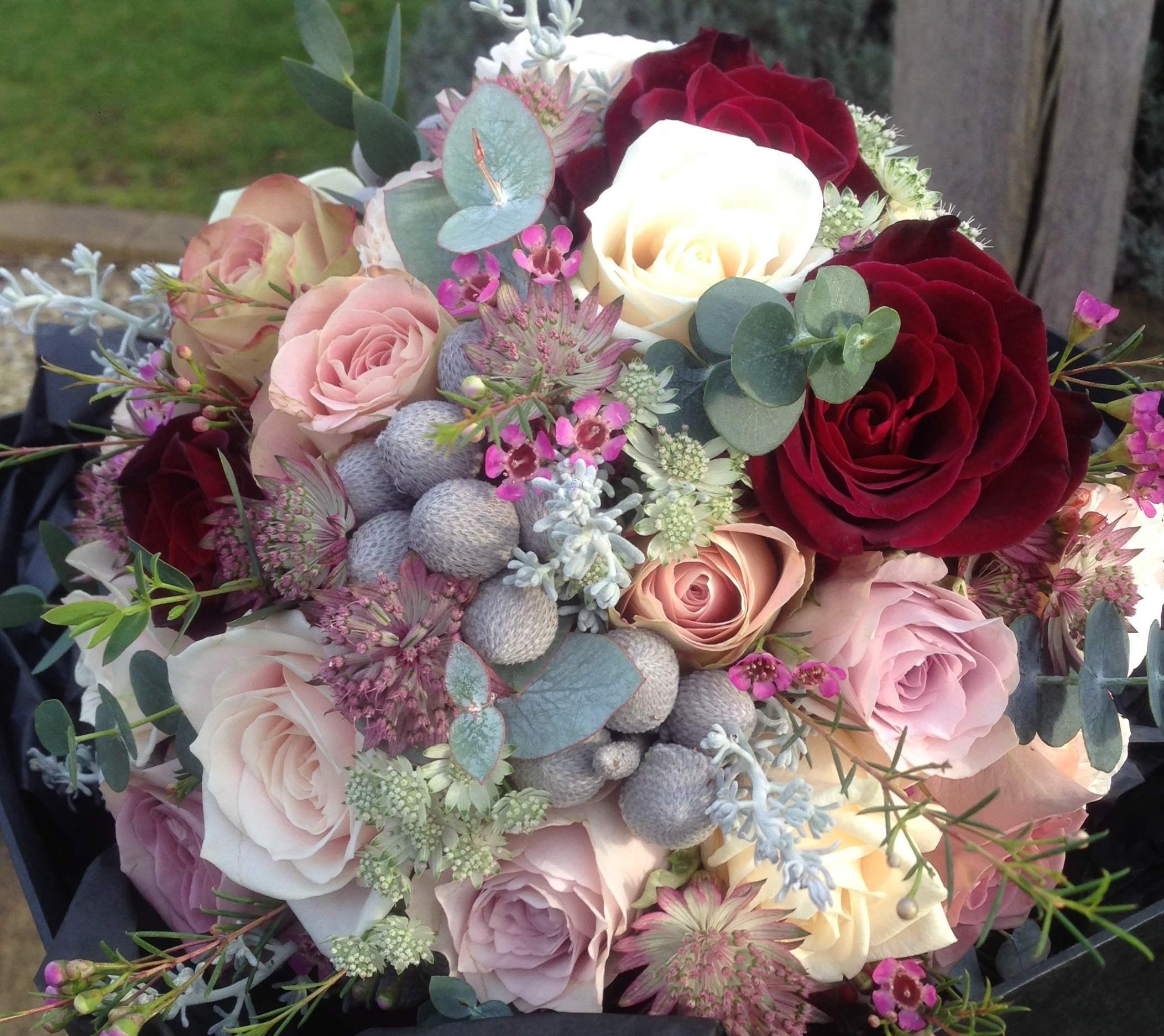 Florile de nunta in 2017
