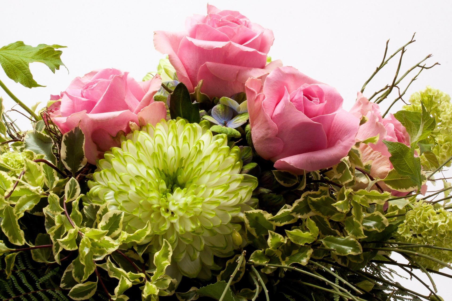 "Comanda flori online ""just because"""