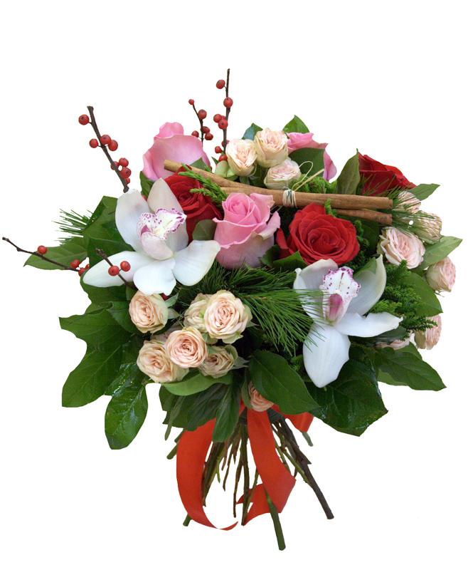 Comanda online de Sf. Nicolae buchete de flori!