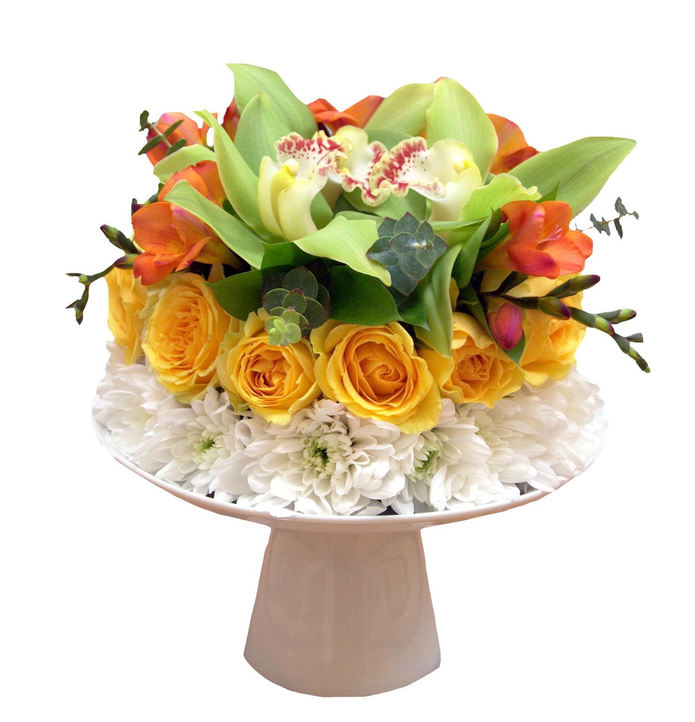 Comanda torturi din flori online