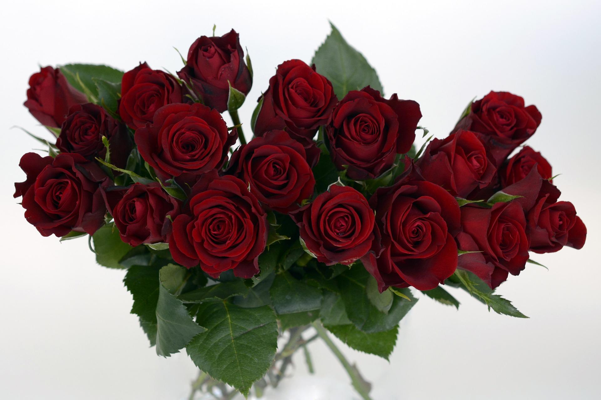 Comanda din timp buchete de flori pentru Valentine's Day